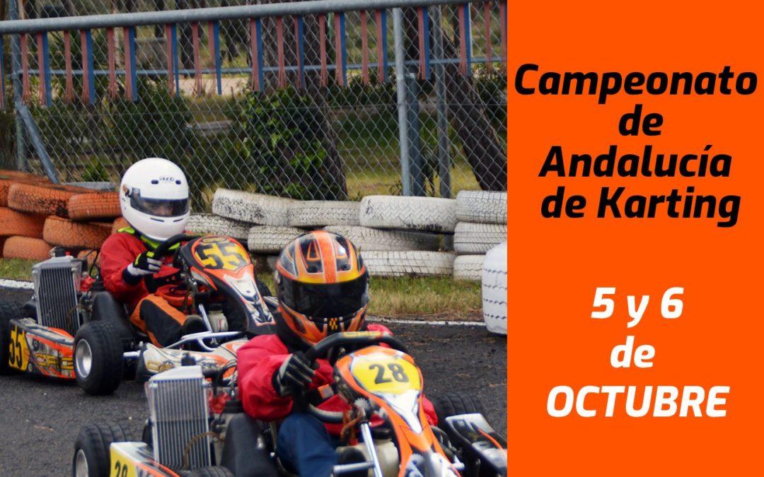 CAK'19 vuelve a Karting Cartaya