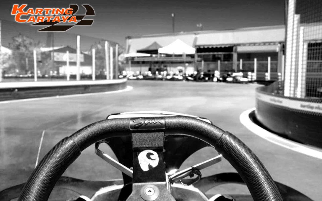 La breve pero emocionante historia del Karting