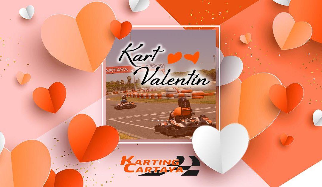 Disfruta de San Valentín en Karting Cartaya