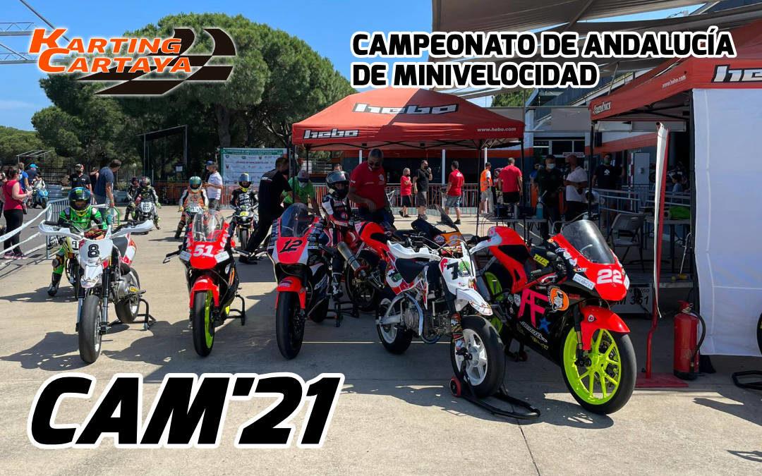 Fotos del Campeonato de Minivelocidad de Andalucía 2021